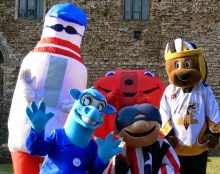 he Colchester Carnival!